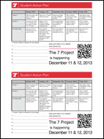 7 Project Action Plan